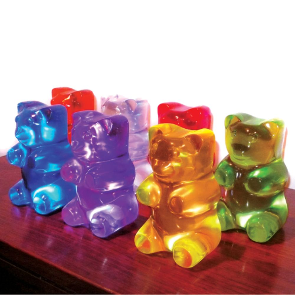 Gummy Bears Teacups Couture